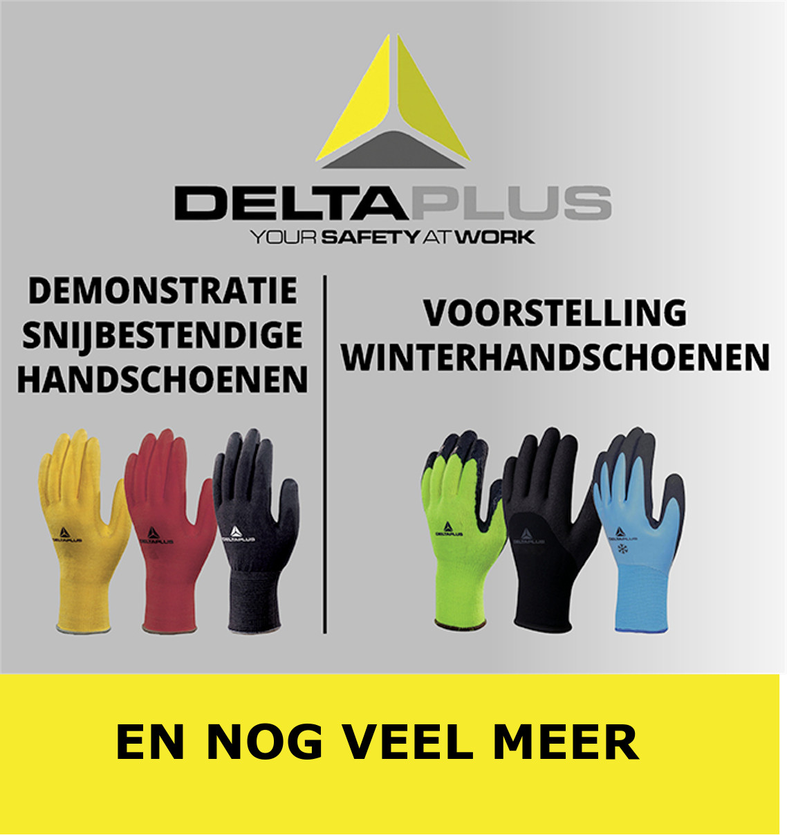 delta plus demonstratie