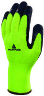 Latex foam winterhandschoen high visibility