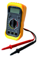 Multimeter digitaal met backlight display